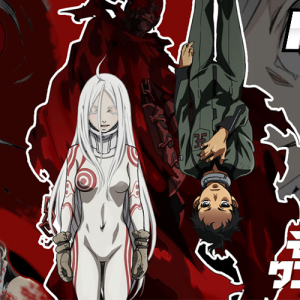 DEADMAN WONDERLAND: ¡EL REALITY MORTAL!
