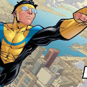 Invincible: ¡Holly damn sh*t!