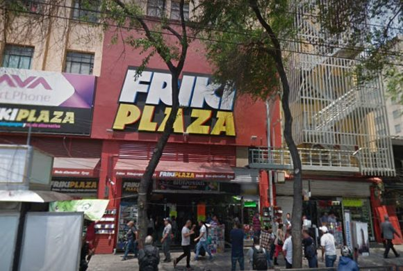 Frikiplaza